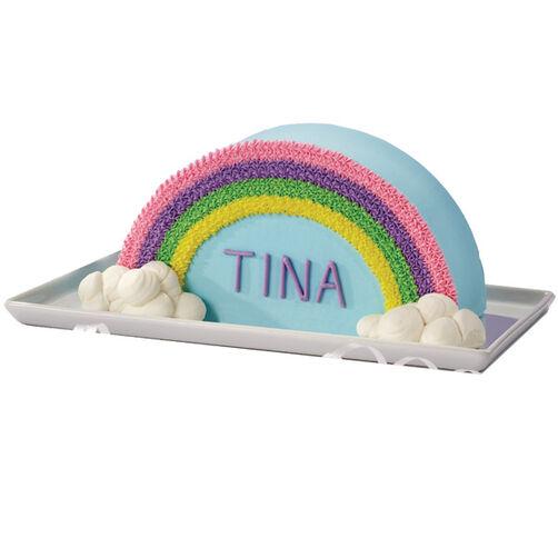 Rainbow Wishes Cake