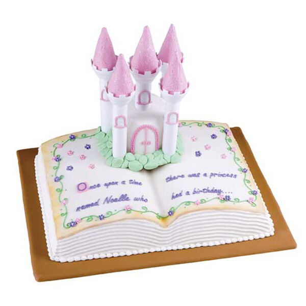 Storybook Castle Cake Wilton