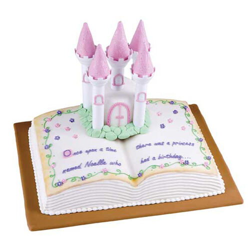 Write Your Own Drama Castle Cake