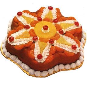Star of David Cake
