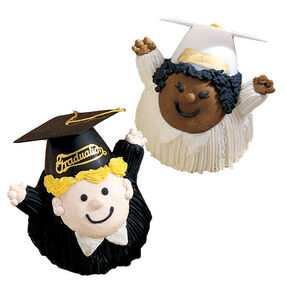 Giddy Grad Mini Cakes
