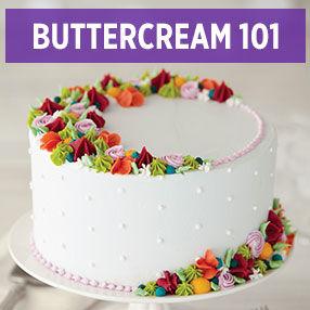 Buttercream 101 Class