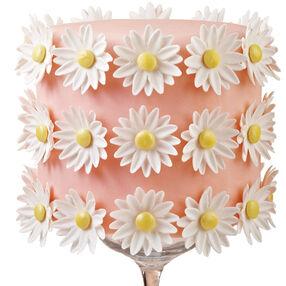 Daisies Aloft Cake