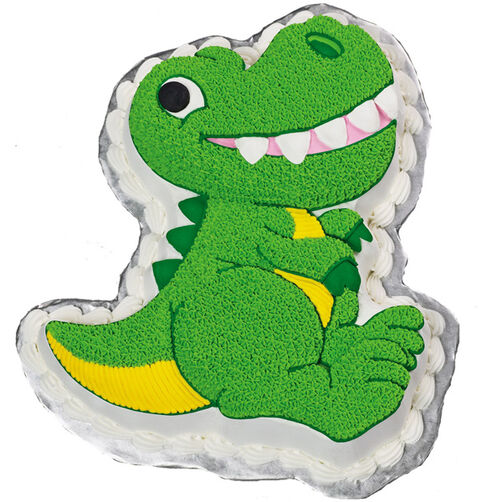 Dinosaur cake wilton for 3d dinosaur cake template
