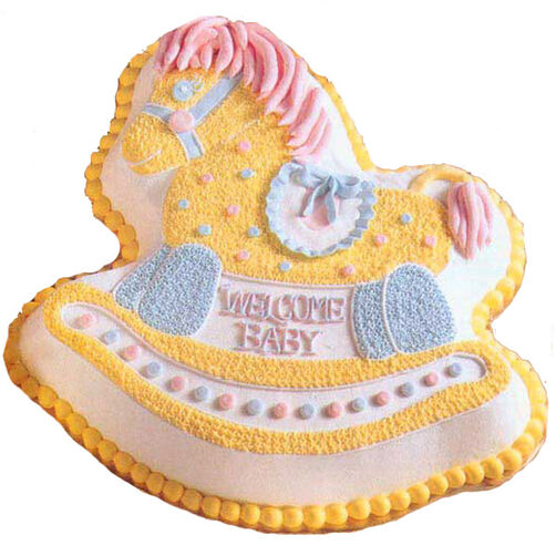 Pony Rides Cake