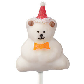 Birthday Bear Cake on a Stick