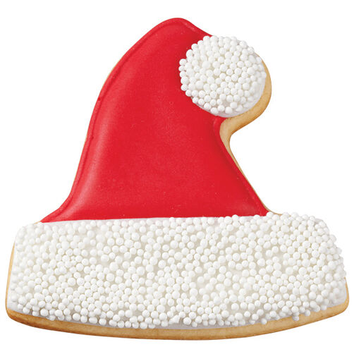 Santa?s Hat Cookies