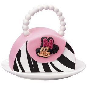 Minnie Mouse Clutch Mini Cakes