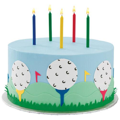 Tee It Up Cake!