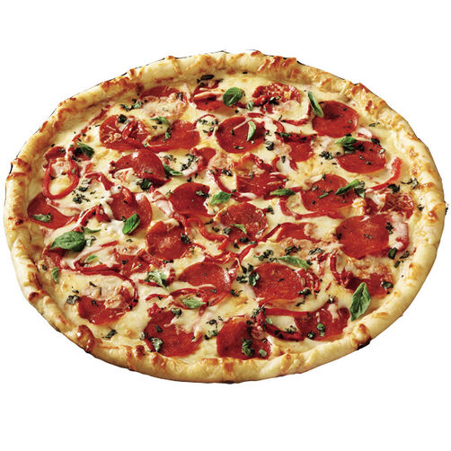 Deluxe Pepperoni Pizza