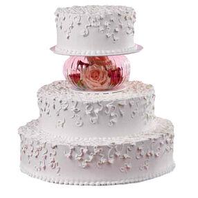 Budding Romance Cake