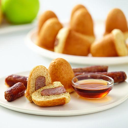 Sausage Breakfast Bites