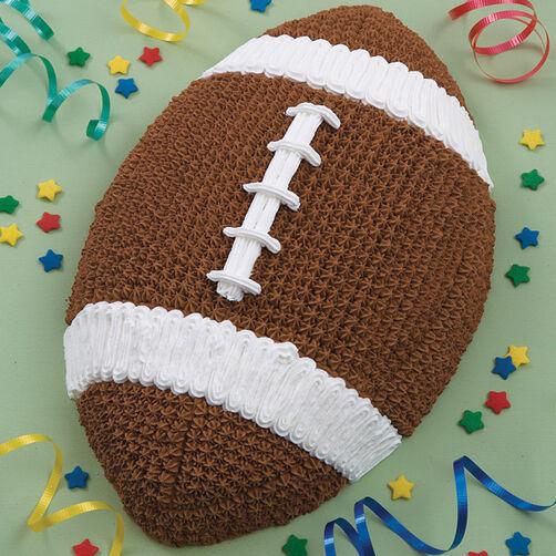 Game Ball Cake