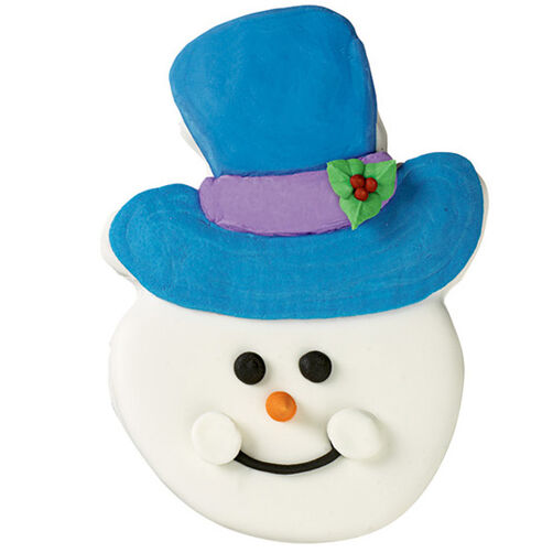 Winter Greeter Cookies