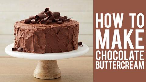 Wilton Buttercream Chocolate Icing Recipe