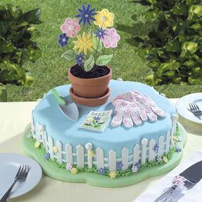 A Planter's Paradise Cake