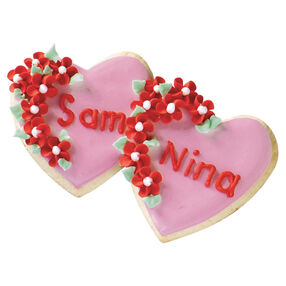 Name of Love Cookies