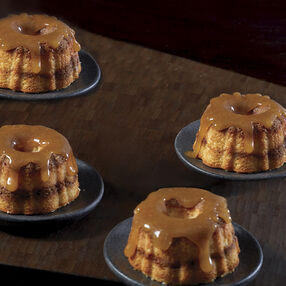 Cinnamon Swirl Breakfast Cakes