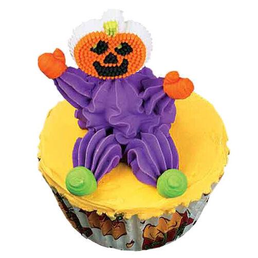 Pumped Pumpkin Cupcakes