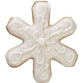 Stunning Snowflake Cookie
