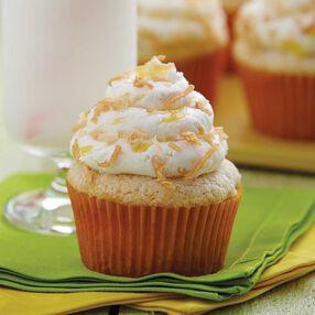 Wilton Pina Colada Cupcakes