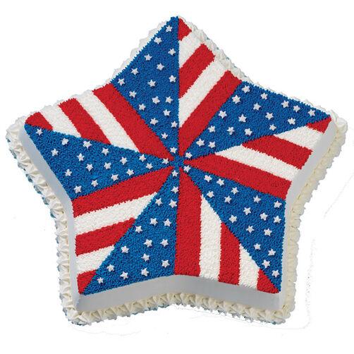 Patriotic Sheet Cake Ideas