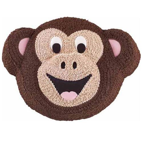 Easy Monkey Cake Pops