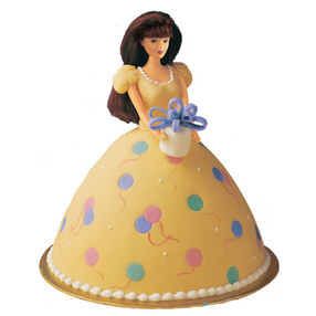 Celebration Sweetheart Doll Cake