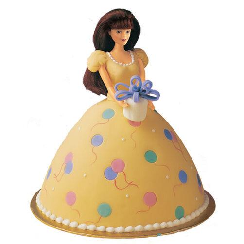 Celebration Sweetheart Doll Cake