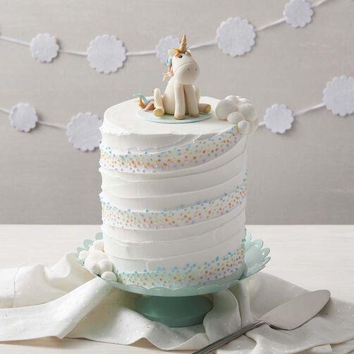 Whimsical Unicorn Cake Wilton