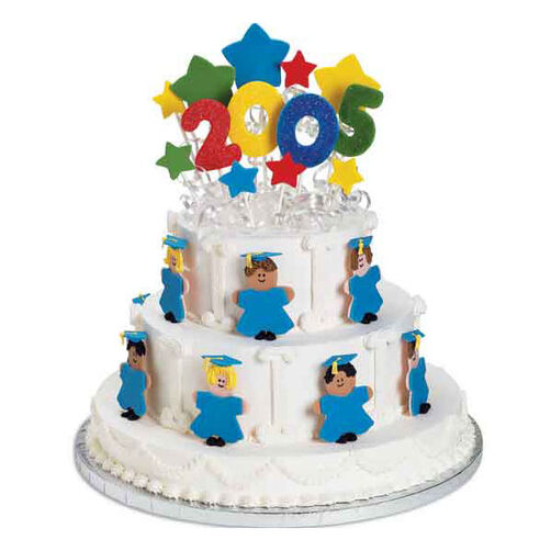 Tomorrow's Stars Graduation Cake