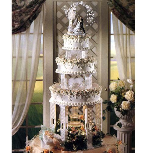 Cascade Cake