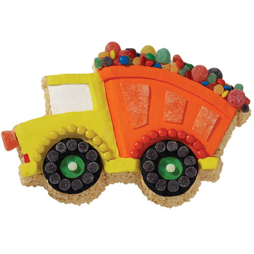 Candy Cargo Cereal Treat