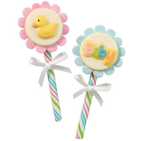 Rattle Cookie Pops