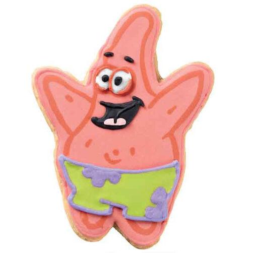 Patrick Party Pants Cookies