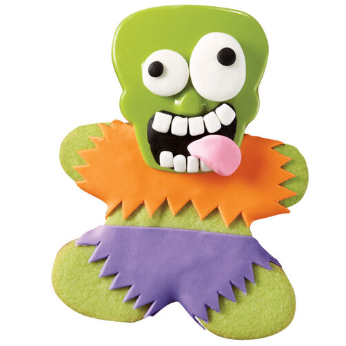Grossed-Out Guy Cookie