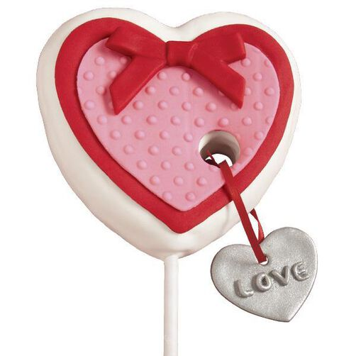 Heart Strings Valentine Treats