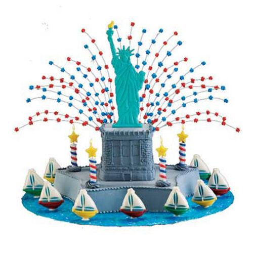 Lady Liberty Cake