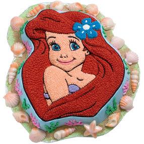 Adorable Ariel Cake