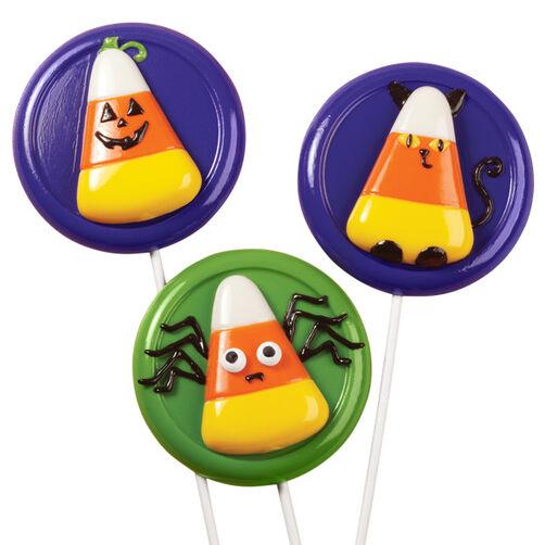 Devilish Disguises Candy Lollipops