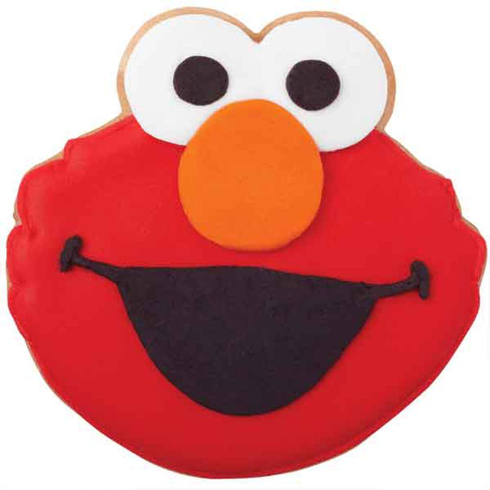 Everybody Loves Elmo Cookies Wilton