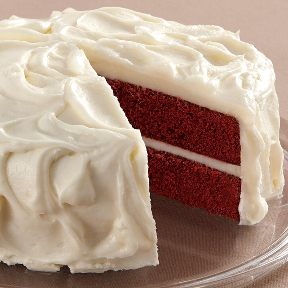 Red Velvet Cake with Cream Cheese Frosting Recipe | Wilton