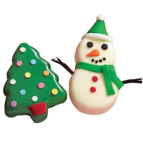 Merry Minis! Mini Cakes