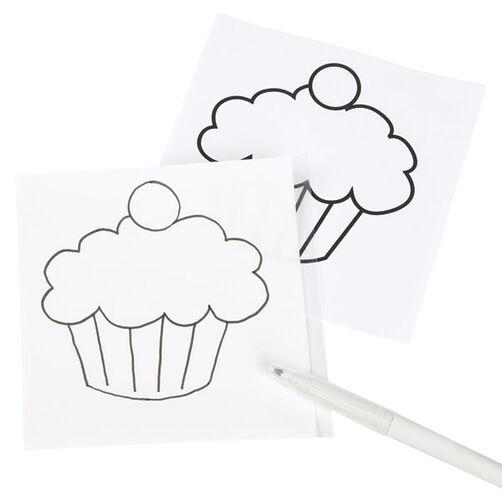 Transferring Patterns on Sugar Sheets
