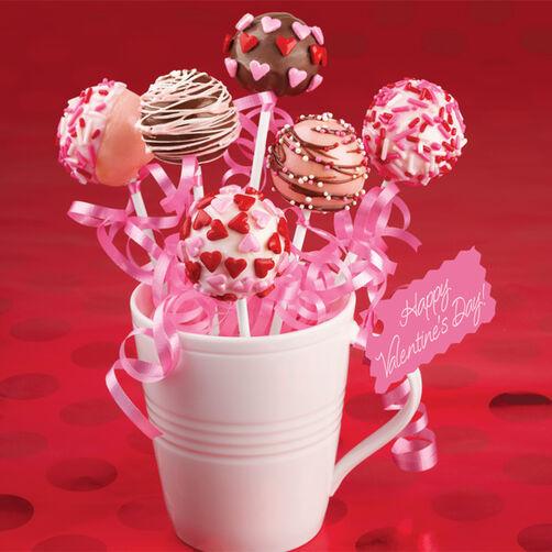 Valentine Variety Cake Pops