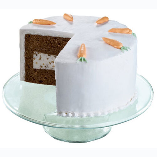 Carrot Cake With Cream Cheese Filling