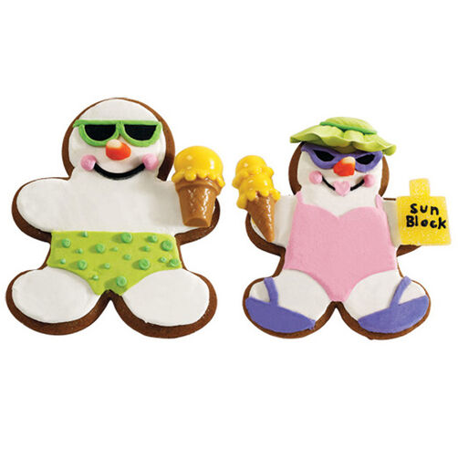 Chilling in the Sunshine Cookies
