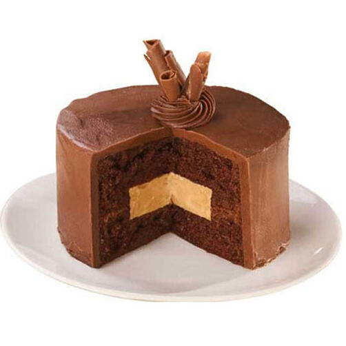 Tasty-Fill Mocha Magic Mini Cake