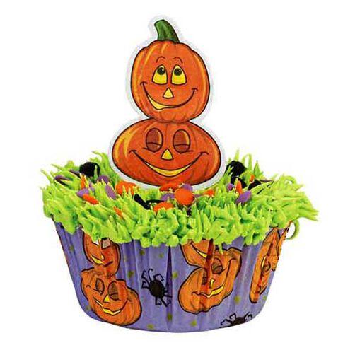 Pumpkin Patch Bash Cupcakes