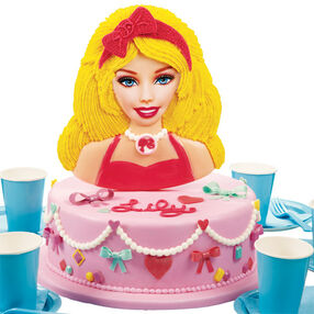 Dressed to Impress Barbie Cake